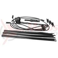 Cablu electric Shimano Dura Ace-DI2 EW-7970 M 830 mm negru