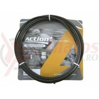 Cablu frana Ashima Action+, APM-MB-IN-HC-MTB, stainless slick, 1700mm, diametru 1,5mm