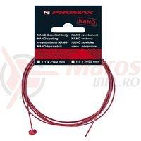 Cablu frana Promax Nano Coating 7x7 mm