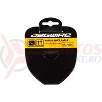 Cablu schimbator Jagwire Basic (12RG3050) galvanizat 3050mm diametru 1,2mm
