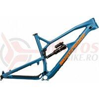 Cadru Bicicleta Nukeproof Mega 275 Carbon Bottle Blue 2020