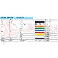 Camasa de frana Shimano SLR 40M galben