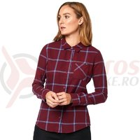 Camasa Roost Flannel red