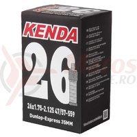 Camera 26x2.3-2.7 AV Downhill Kenda
