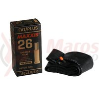 Camera 26X3.80/5.00 SV Maxxis Fat Tube Schrader