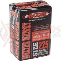 Camera 27.5X1.9/2.35 FV RVC Maxxis Welterweight 0.9mm Presta