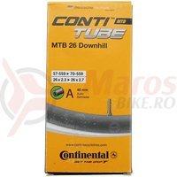 Camera bicicleta Continental MTB 26 A40 Downhill 57/70-559 C