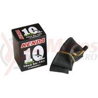 Camera Kenda 10x2.0 54-152 ventil curbat 45* AV