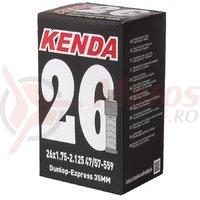 Camera Kenda 26×1 3/8- 1.75 DV 28 mm