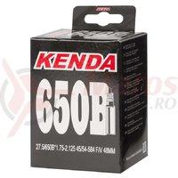 Camera Kenda 27,5 / 650B x 1.75-2.125 FV 48mm
