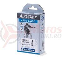 Camera Michelin Aircomp Ultralight A1 presta 52 mm 700x18/23C