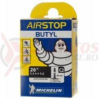 Camera Michelin Airstop C2 26x1/1.5 PR40