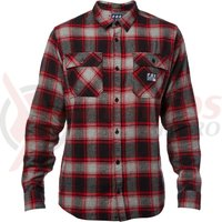 Camsa Fox Traildust Flannel htr graph