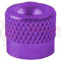 Cap valva M-Wave aluminiu purple anodizat AV