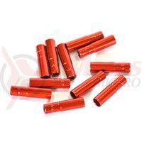 Capac cablu 5mm HJ-PX004, rosu, 1 buc