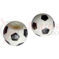 Capac ventil design minge fotbal