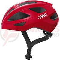Casca Abus Macator blaze red