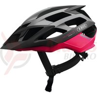 Casca Abus Moventor Ofroad fuchsia pink