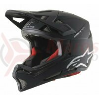 Casca Alpinestars Missile tech Solid Black Matt