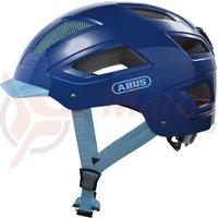 Casca bicicleta Abus Hyban 2.0 core blue
