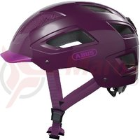 Casca bicicleta Abus Hyban 2.0 core purple