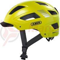 Casca bicicleta Abus Hyban 2.0 Signal yellow