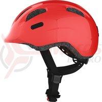 Casca bicicleta Abus Smiley 2.0 sparkling red