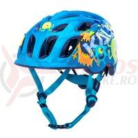 Casca bicicleta Kali Chakra Child Monsters Blue 2020