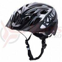 Casca bicicleta Kali Chakra copii Snap Black/Gray 2020