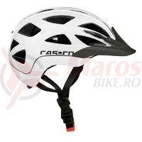 Casca Casco Activ 2 Junior alb/negru