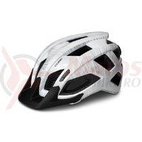Casca ciclism Cube Helmet Pathos alba