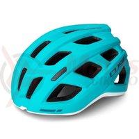 Casca ciclism Cube helmet road race mint/white