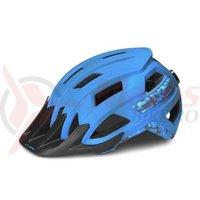 Casca ciclism Cube Helmet Rook blue