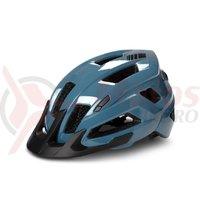 Casca ciclism Cube Helmet Steep Glossy albastra