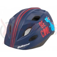 Casca copii Polisport Be-Cool 52-56 cm