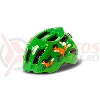 Casca Cube Helmet Fink green