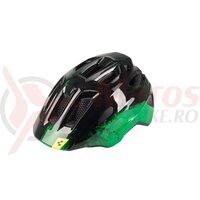 Casca Cube Helmet Talok Mips green