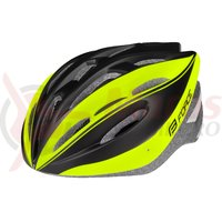 Casca Force Terry negru/fluo