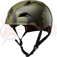Casca Fox Flight Camo Helmet cam