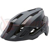 Casca Fox Flux Helmet blk