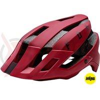 Casca Fox Flux Mips Helmet drk red