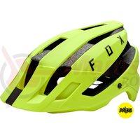 Casca Fox Flux Mips Helmet ylw/blk