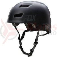 Casca Fox MTB-Helmet Transition Hardshell Helmet matt black