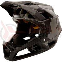 Casca Fox Proframe Helmet Black camo blk cam