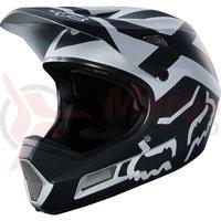 Casca Fox Rampage Comp Preme helmet blk/chrm]