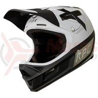 Casca Fox RPC Preest helmet wht/blk