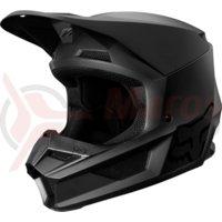 Casca Fox V1 Matte helmet mt blk