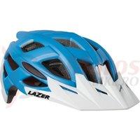 Casca Lazer Ultrax+ mat blue white