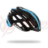 Casca Lazer Z1 ce black belgian blue include aeroshell