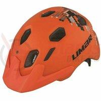 Casca LIMAR Champ Matt portocaliu